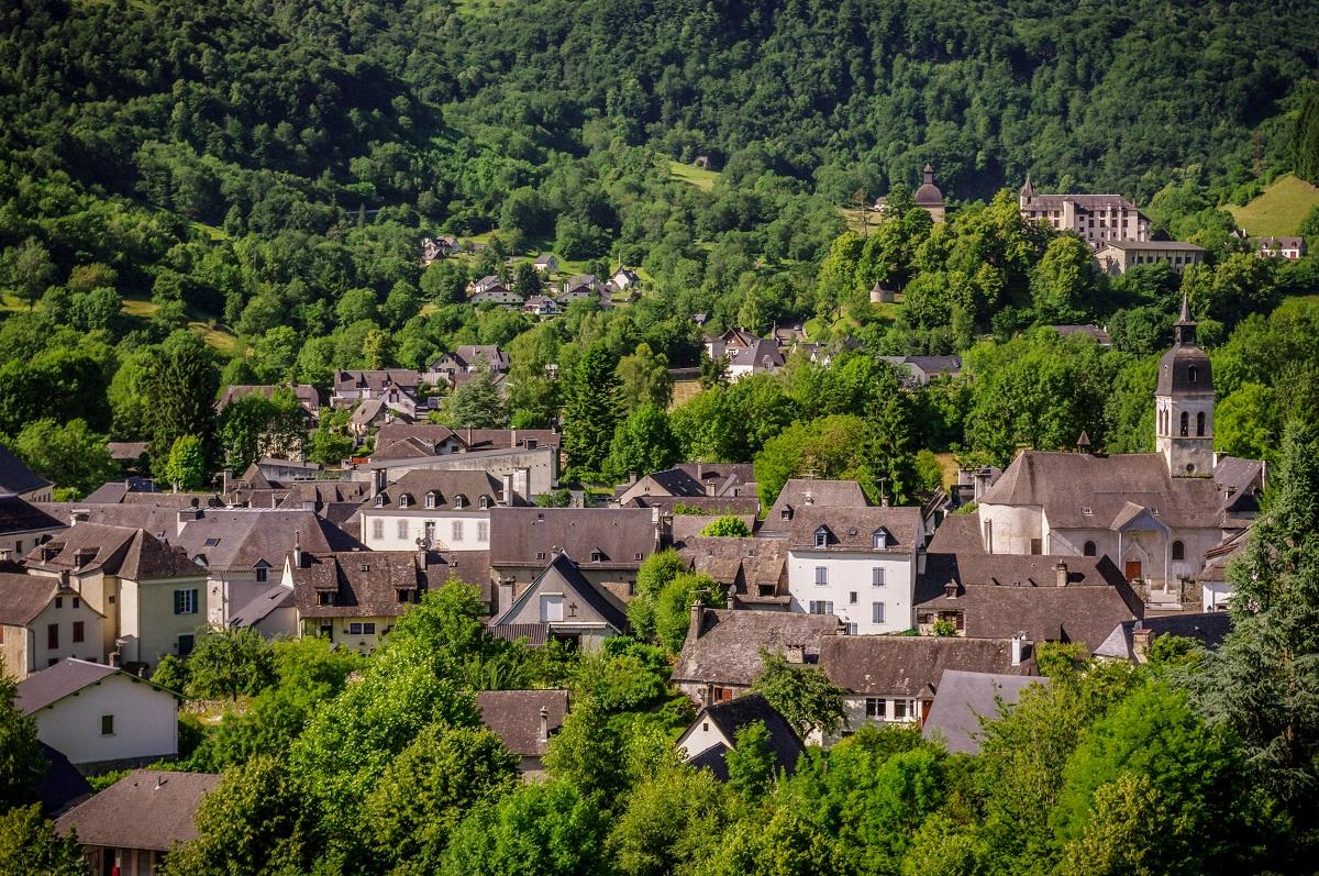 """Rando """"D'Argelès-Gazost à Arrens-Marsous par les villages du Val d'Azun"""" © Vincent Fonvieille"""