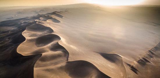 Oasis, des îles dans le désert